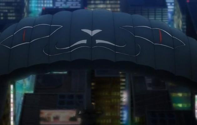 Magic Kaito 1412 épisode 18 Golden Eye: Le défi de Chat Noir