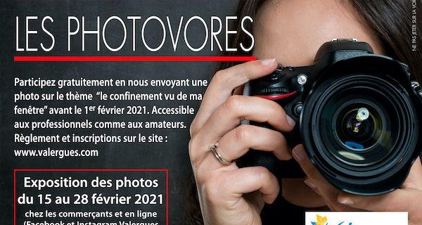 """Concours photo """"Les Photovores"""" vous pouvez encore vous inscrire"""