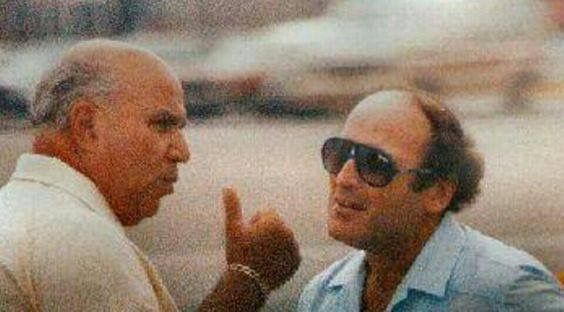 Ernest Infelise et James Marcello