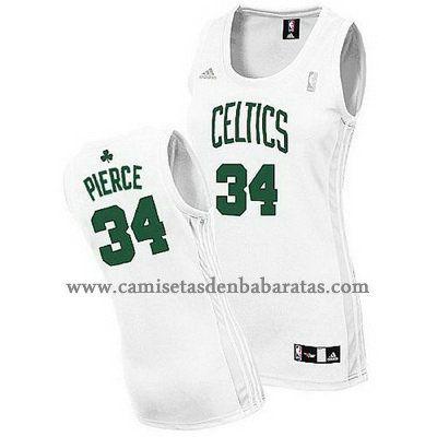 Celtic new jersey de las mujeres N º 34