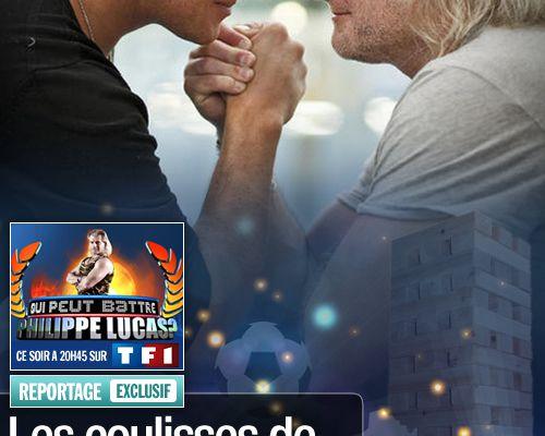 EXCLUSIF / Les coulisses de Qui peut battre Philippe Lucas ?