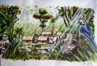 jungle sud america