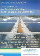 Les Saveurs d'Octobre de la Presqu'île de Guérande