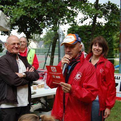 Photos des remises des récompenses (championnat départemental du 15km + 5km et 15km)