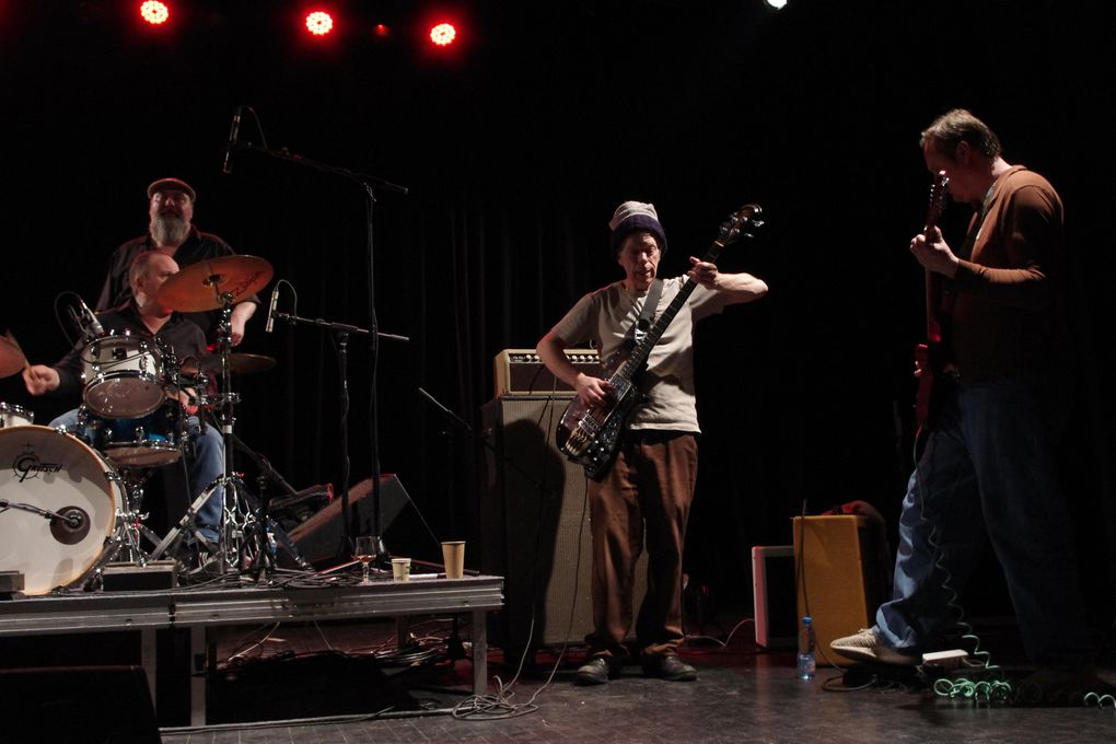 Big Dave & Stansoon - 25 janvier 2020 - Seven Nights to Blues, St André (59)