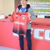 "Kwon Chang-hoon (DFCO) : ""Je suis très fier"""