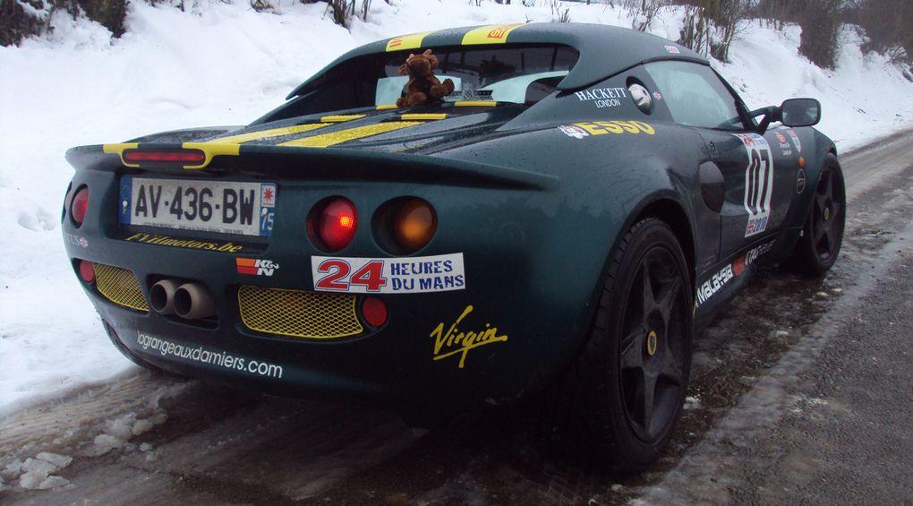 150 km de fléché métré au road book sur les collines du Ternois. Et dans la neige !