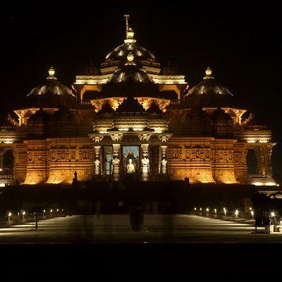 Volle Pulle Indien in Delhi