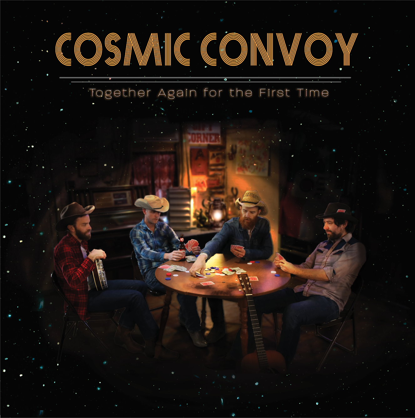 EP Together Again for the First Time by Cosmic Convoy