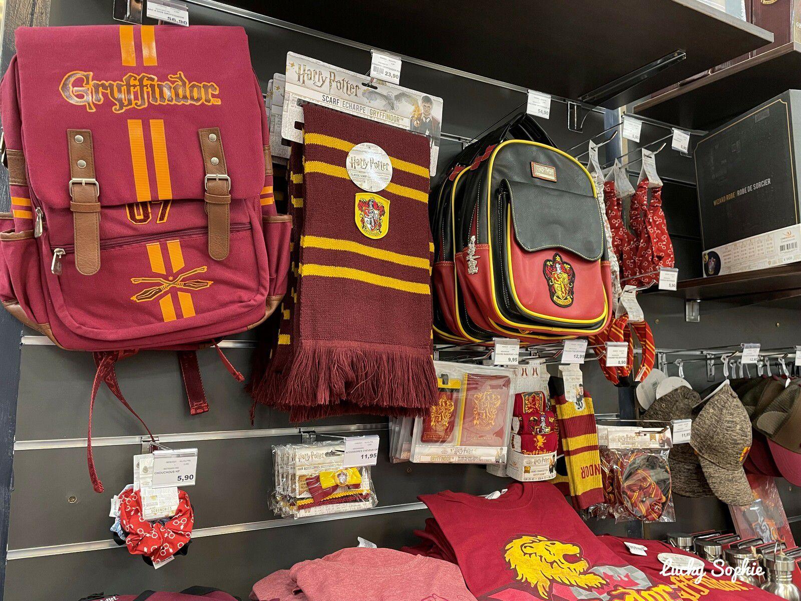 Le repaire des sorciers, boutique Harry Potter à Lyon Part-Dieu