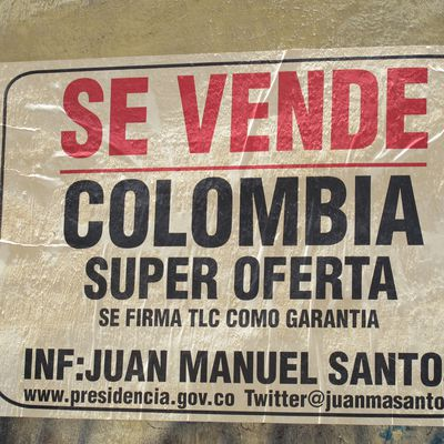 Colombie con Mucho Gusto