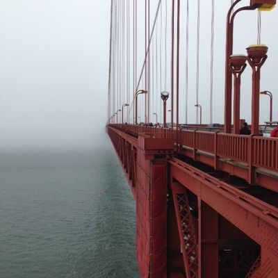 San Francisco : Golden Gate Bridge