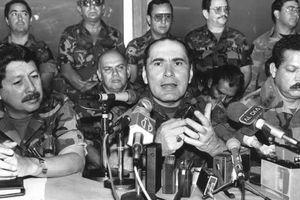Guerre civile du Salvador