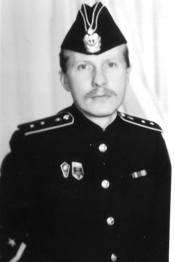 Yuri Kokoulin (Юрий Кокоулин)