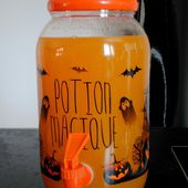Punch d'Halloween - Graine d'Epices