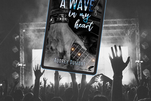A wave in my heart - Audrey Dumont chez Black Ink éditions