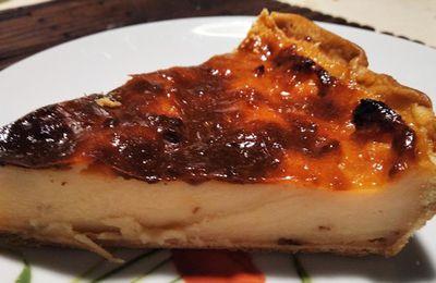 Flan pâtissier épais vanille - La meilleure recette moelleuse