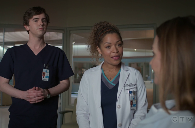 Critiques Séries : The Good Doctor. Saison 4. Episode 14.