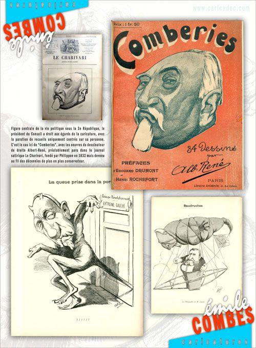 Émile Combes : exposition itinérante à louer