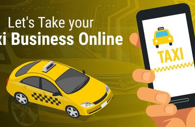 How to Make Taxi Booking App for Online Taxi Booking System?