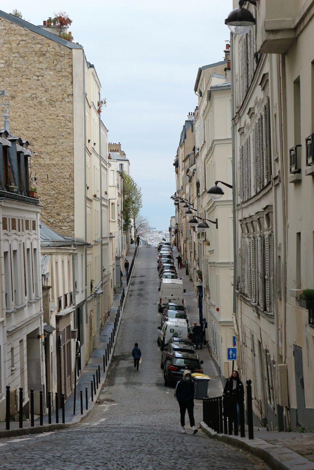 SoPi, Montmartre