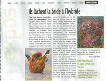 Article Anne-Sophie Atek & Jean-Paul Charles