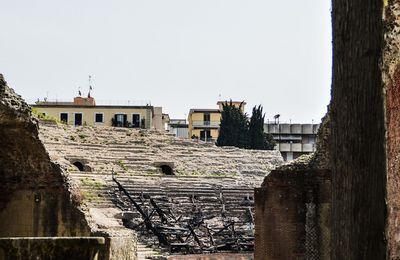 L'Amphithéâtre de Pouzolles