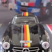 MERCEDES 300 SL WING DOOR SCHUCO 1/43 - 300SL - car-collector