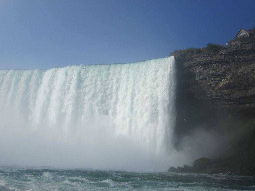 Voyage au Canada .......... Les deux premières journées en Ontario.