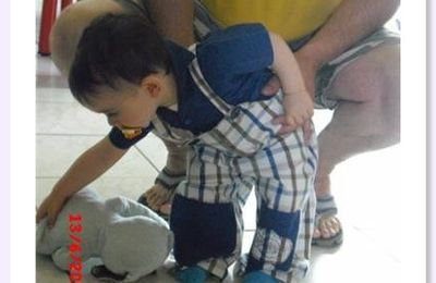 Salopette enfant