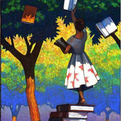 Printemps des livres...