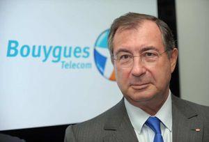 Martyin Bouygues meurt et ressuscite... via l'AFP
