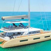 Scoop - the future Lagoon Sixty 5 unveiled at opening of the Cannes Yachting Festival - Yachting Art Magazine