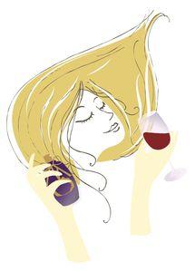 Quand le vin rencontre le parfum