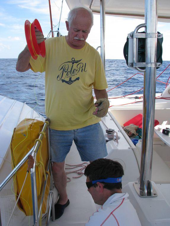La Traversée de Las Palmas à Ste Lucie