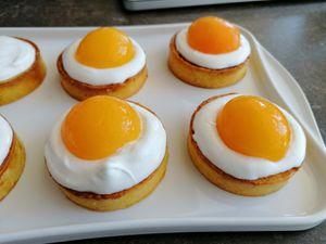 Tartelettes citron meringué