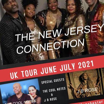 The New Jersey Connection Tour 2021 du 25 juin au 4 juillet