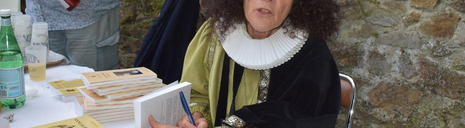 Ecrivain du terroir:  Anne Comptour
