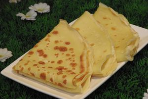 CREPES SUCREES (thermomix)