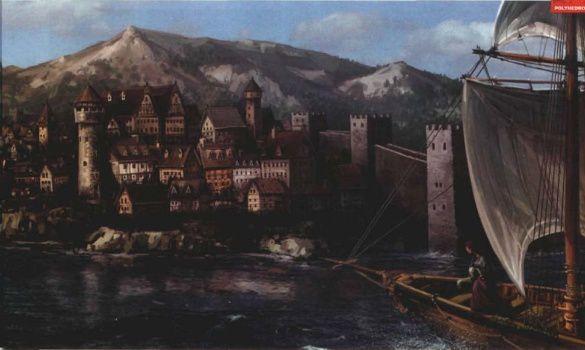 Chapitre 15 - fin de Drelzna et début des Cairns