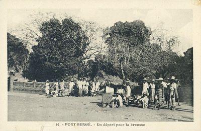 Album: Port Bergé, c'était hier