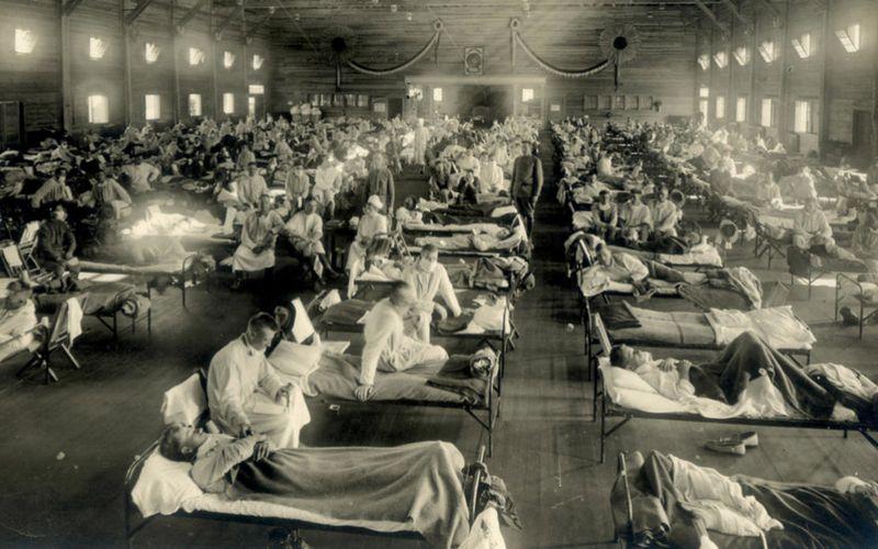 Épidémies, pandémies ; c'était mieux «avant» ? Ben non ; retour sur 100 années d'épidémies