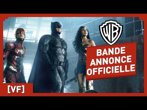 Justice League, la bande-annonce !