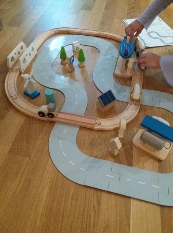 Mon train Ville écologique EverEarth