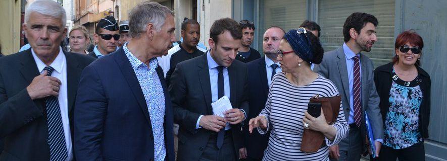 Lunel : les raisons du nouveau report de la visite du président Macron