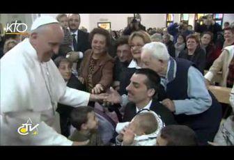 VU DE ROME : LA SEMAINE DU PAPE FRANCOIS