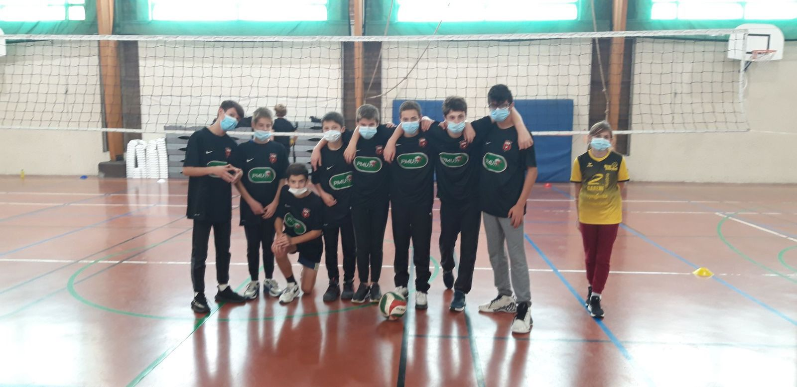 Association sportive Rencontre de Volley ball