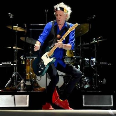 Keith Richards: Why I Hardly Ever Use Effect Pedals