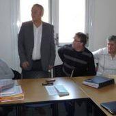 Le département informe les élus locaux