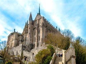 Sortie au Mont-saint-Michel et concours photo